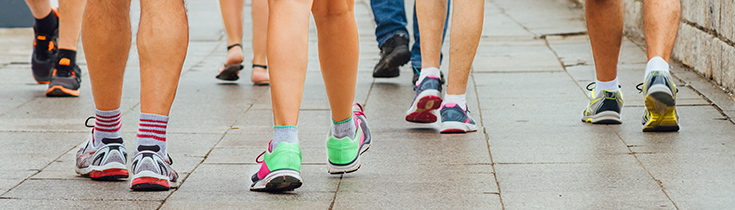 Top 5 Benefits Of Moderate Walking