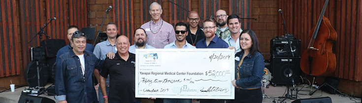 YRMC Foundation Raises Over $50,000 for Adolescent Behavioral Health