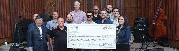 YRMC Foundation Raises Over $50,000 for Adolescent Behavioral Health