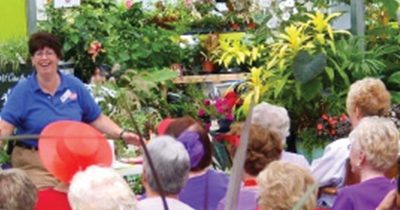 July Free Garden Classes taught at Watters Garden Center