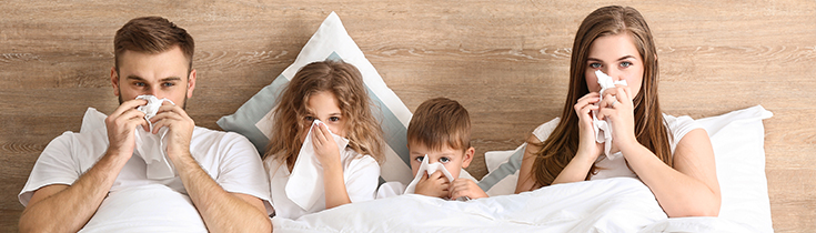 Easy-At-Home Remedies for Cold and Flu Season: