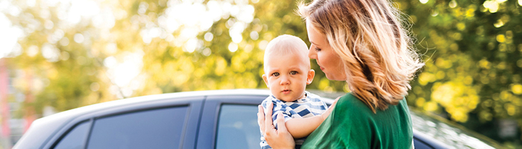 Buckle Up Baby with a Free Car Seat from YRMC
