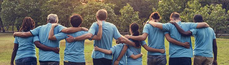 Six Health Benefits of Volunteering